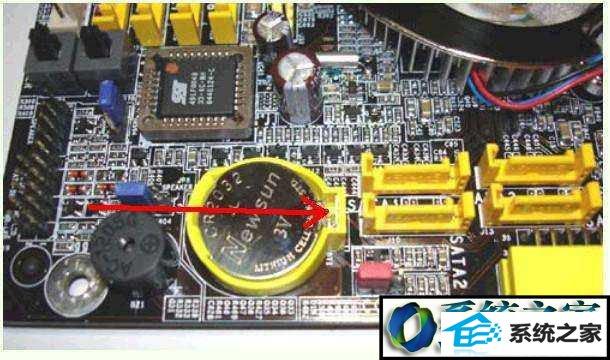 winxp系统电脑每次开机后时间都变成出厂时间的解决方法